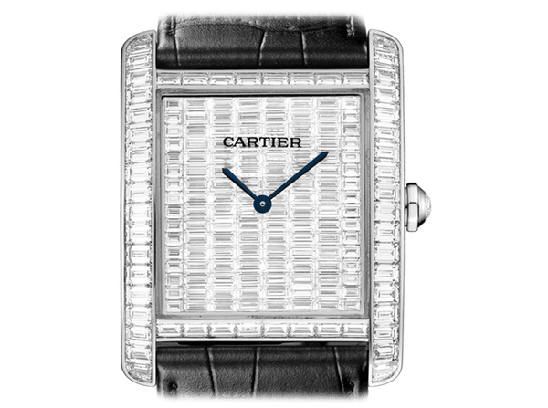 Buy original Cartier HIGH JEWELRY WATCH HPI00623 with Bitcoins!