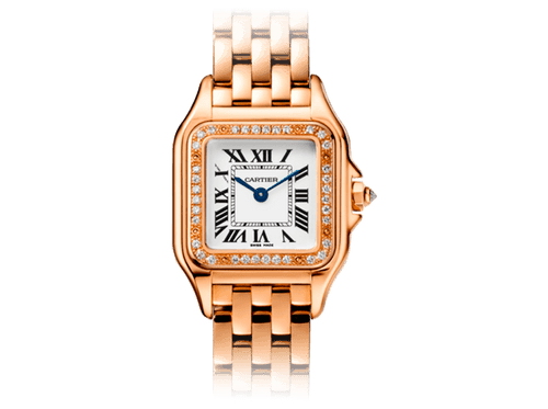 Buy original Cartier PANTHÈRE DE CARTIER WJPN0008 with Bitcoins!