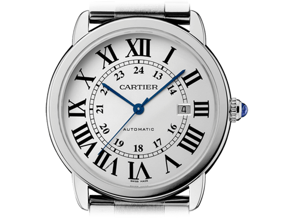 Buy original Cartier RONDE SOLO DE CARTIER W6701011 with Bitcoins!
