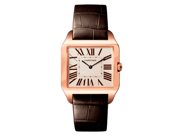 059f9c8319d Buy original Cartier SANTOS-DUMONT W2006951 with Bitcoins ...
