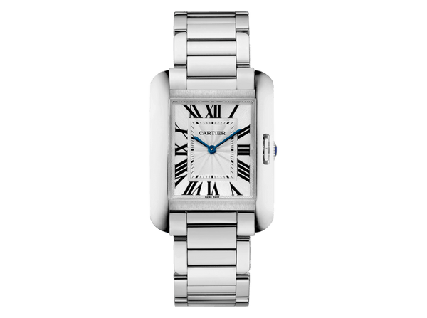 Buy original Cartier TANK ANGLAISE W5310044  with Bitcoins!