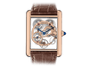Buy original Cartier TANK LOUIS CARTIER SKELETON SAPPHIRE WHTA0002 with Bitcoins!