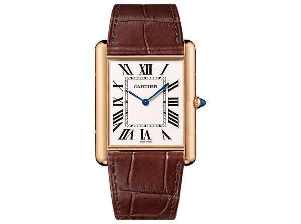 Buy original Cartier TANK LOUIS CARTIER W1560017 with Bitcoins!