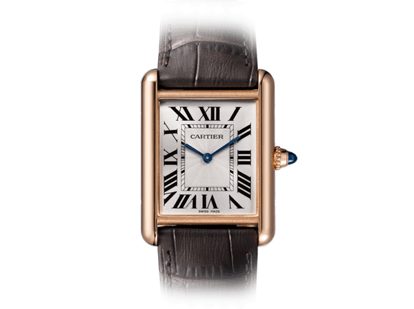 Buy original Cartier TANK LOUIS CARTIER WGTA0011 with Bitcoins!