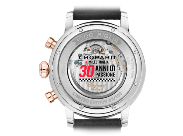 Buy original Mille Miglia 2018 Race Edition 168589-6001 with Bitcoins!