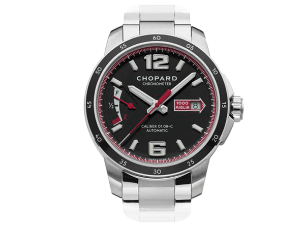 Buy original Chopard Mille Miglia GTS Power Control 158566-3001 with Bitcoins!