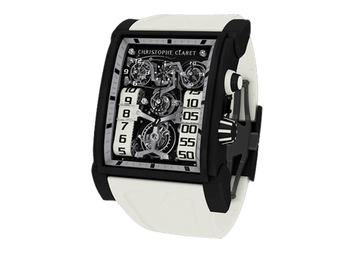 Buy original Christophe Claret Dualtow CC20A.012 with Bitcoins!