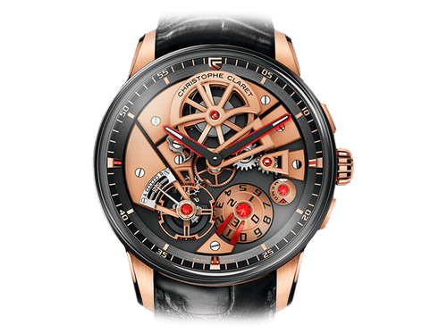 Buy original Christophe Claret MAESTRO DMC16.000-088 with Bitcoins!