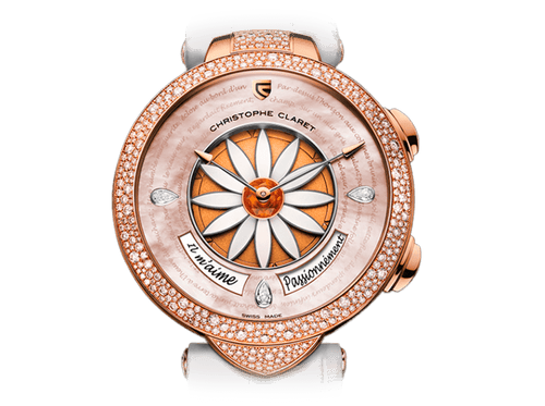 Buy original Christophe Claret MARGOT MTR.EMT17.060-080 with Bitcoins!