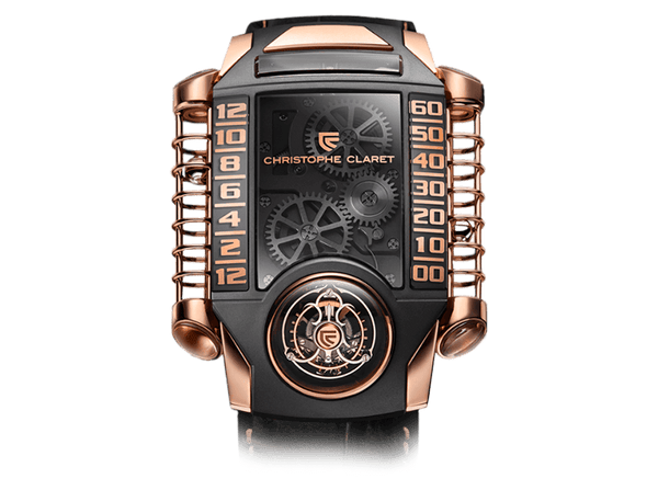 Buy original Christophe Claret X-TREM-1 MTR.FLY11.150-158 with Bitcoins!