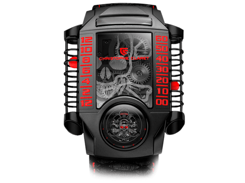 Buy original Christophe Claret X-TREM-1 MTR.FLY11.160-168 with Bitcoins!