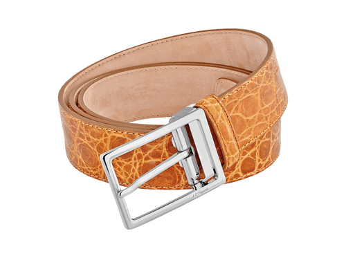Buy original leather belts S.T. Dupont 056147 with Bitcoin!