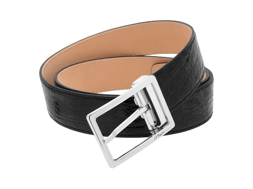 Buy original leather belts S.T. Dupont 056140 with Bitcoin!