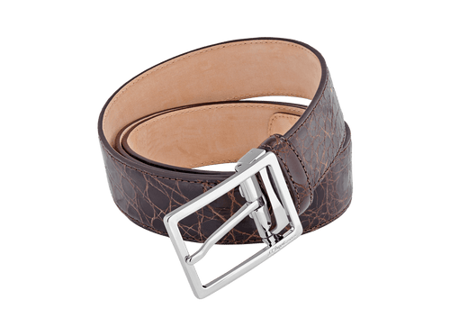Buy original leather belts S.T. Dupont 056141 with Bitcoin!