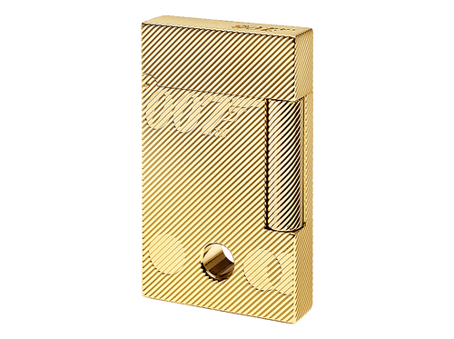 Buy original lighters S.T. Dupont Ligne 2 James Bond-007 Gold 016318 with Bitcoin!