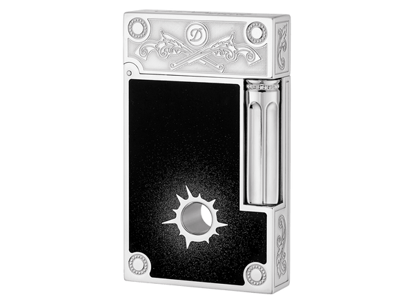 Buy original lighters S.T. Dupont Ligne 2 Wild West 016164 with Bitcoin!