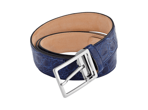 Buy original leather belts S.T. Dupont 056143 with Bitcoin!