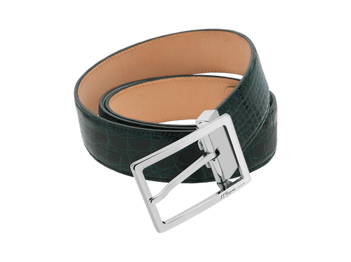 Buy original leather belts S.T. Dupont 056144 with Bitcoin!