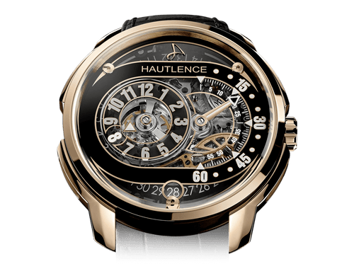 Buy original Hautlence HLRQ 01 with Bitcoins!