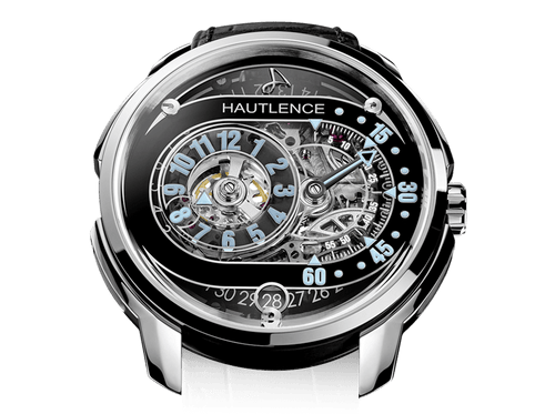 Buy original Hautlence HLRQ 02 with Bitcoins!