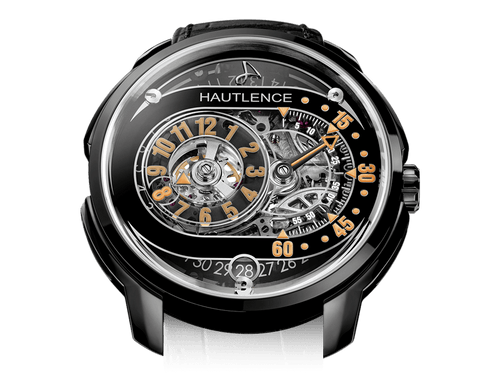 Buy original Hautlence HLRQ 03 with Bitcoins!