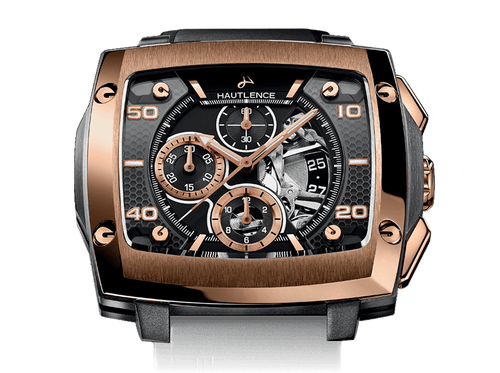 Buy original Hautlence INVICTUS 01 H5364-0500 with Bitcoins!