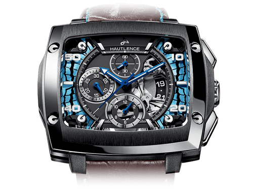 Buy original Hautlence INVICTUS MORPHOS H5364-0501 with Bitcoins!