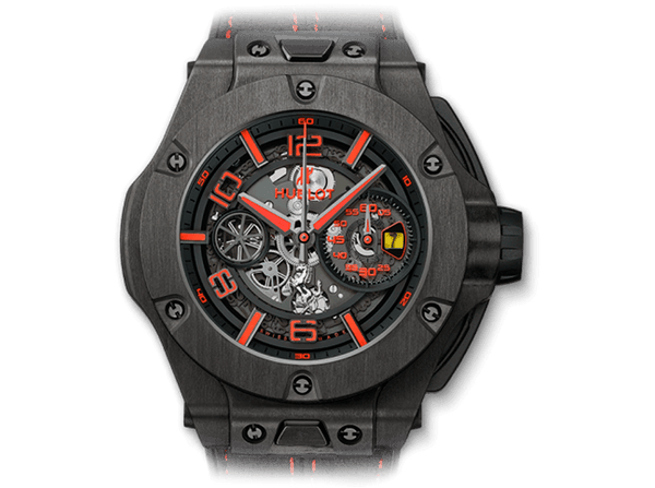 925dd3c5cdf Buy original Hublot Big Bang FERRARI UNICO CARBON with Bitcoins ...