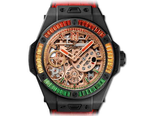 "Buy original Hublot BIG BANG MECA-10 ""NICKY JAM"" CERAMIC"