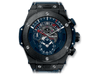 Buy original Hublot Big Bang Unico Chronograph Retrograde Champions League 413.CX.7123.LR.UCL16 with Bitcoins!