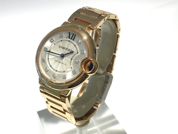 Buy Original Cartier Ballon Bleu de Cartier WE902026 for Bitcoins