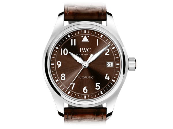 Buy original IWC PILOT'S WATCH AUTOMATIC 36  IW324009 Bitcoins!