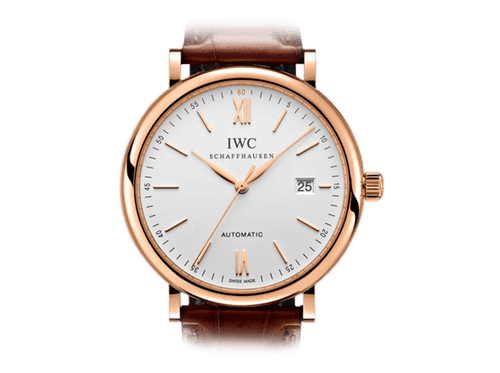 Buy original IWC PORTOFINO AUTOMATIC IW356504 Bitcoins!