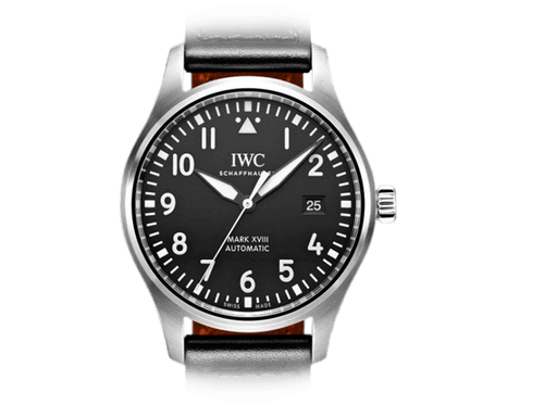 Buy original IWC PILOT'S WATCH MARK XVIII  IW327001 with Bitcoins!