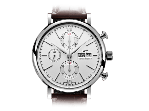 Buy original IWC PORTOFINO CHRONOGRAPH IW391007 with Bitcoins!