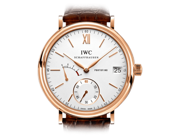 Buy original IWC Portofino Hand-Wound Eight Days IW510107 with Bitcoins!
