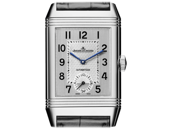 Buy original Jager LeCoultre  Reverso Tribute Duoface with Bitcoins