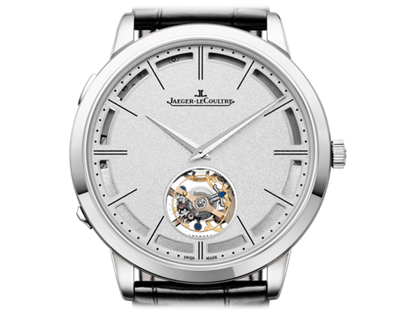 f262c3960ef Buy original Jaeger LeCoultre Master Ultra Thin Minute Repeater Flying  Tourbillon 1313520 with Bitcoins!