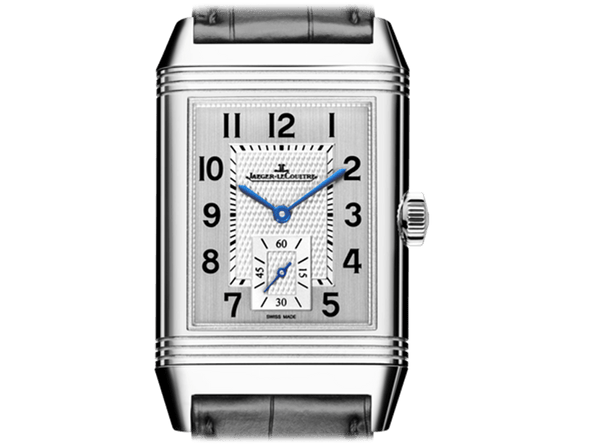 Buy original Jaeger LeCoultre REVERSO CLASSIC LARGE SMALL SECOND 3858520 with Bitcoins!
