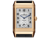 Buy original Jaeger LeCoultre REVERSO CLASSIC LARGE DUOFACE 3832420 with Bitcoins!