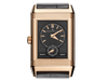 Buy original Jaeger LeCoultre REVERSO TRIBUTE DUOFACE 3902420 with Bitcoins!