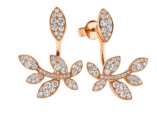 Buy original Jewelry Stoess Leaves EARRINGS 810417050011 with Bitcoins!
