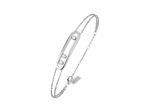 Buy original Messika Bracelet Move Classique 3996 with Bitcoins!