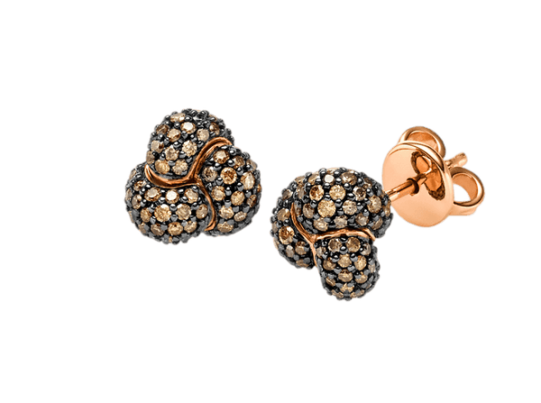 Buy original Jewelry Stoess Boccio EARRINGS 610360060011 with Bitcoins!