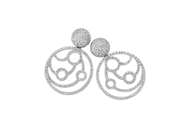 Buy original Jewelry Stoess Bowl EARRINGS 610091070011 with Bitcoins!