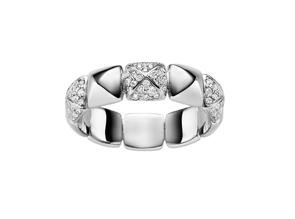 Buy original Jewelry Stoess Cascade RING 610080100011 with Bitcoins!