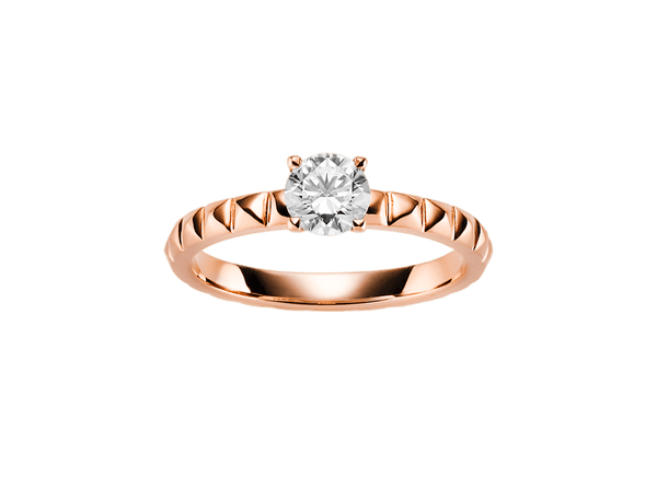Buy original Jewelry Stoess Cascade RING 610088100011 with Bitcoins!