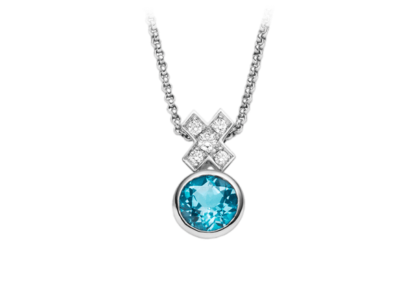 Buy original Jewelry Stoess Colour Drops Pendant 710488070011 with Bitcoins!