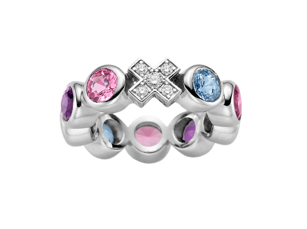 Buy original Jewelry Stoess Colour Drops RING 510352060011 with Bitcoins!