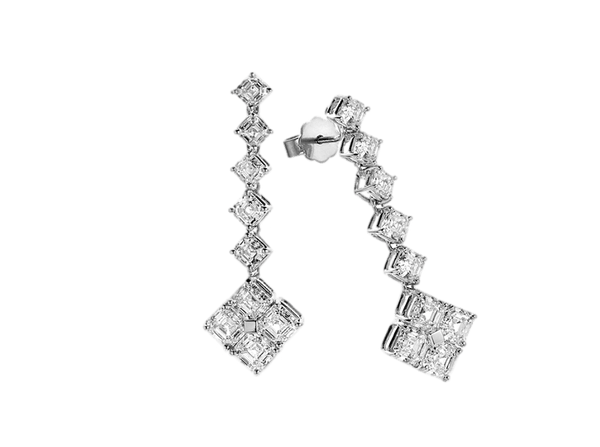 Buy original Jewelry Stoess Diamonds 1886 EARRINGS 900000000034 with Bitcoins!